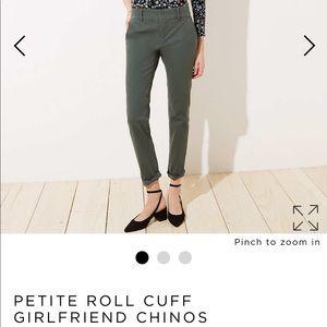 Olive Green Dress Pants